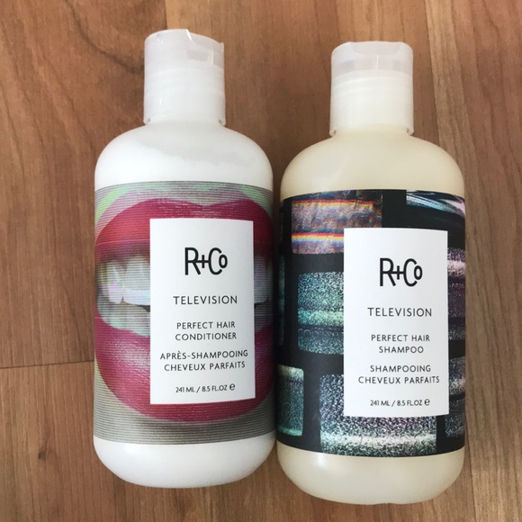 R + Co Other - R + Co Television Shampoo and Conditioner
